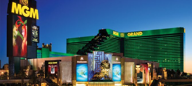 10 คาสิโนเด่น Bellagio Las Vegas – MGM Grand Casino Las Vegas